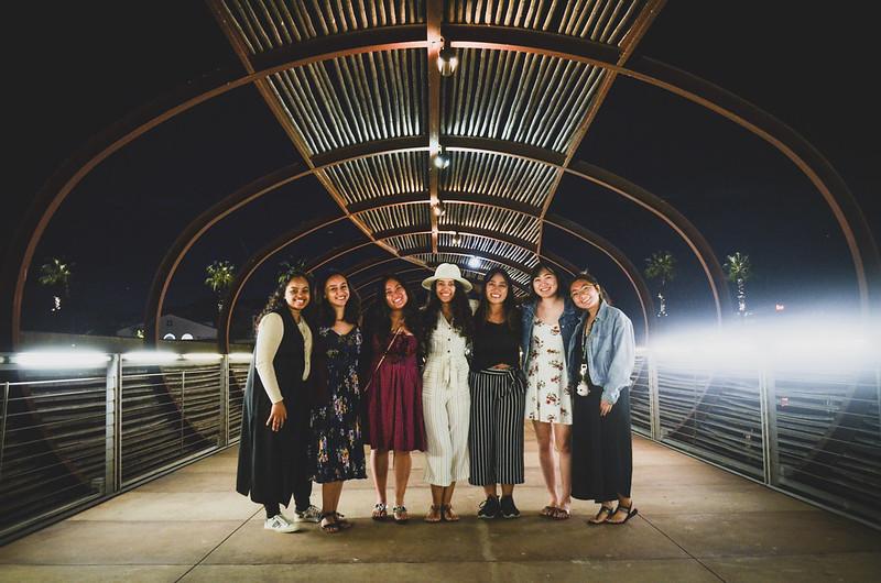 2019-10-08 UCR Soph Girls Night
