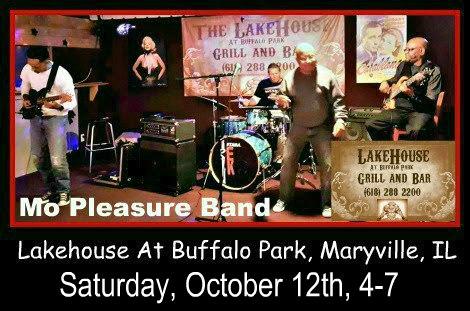 Mo' Pleasure Band 10-12-19