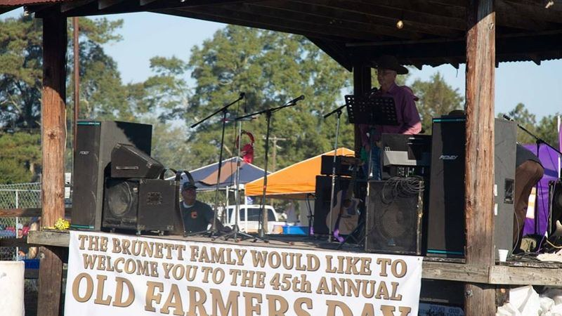 old farmers day 2019