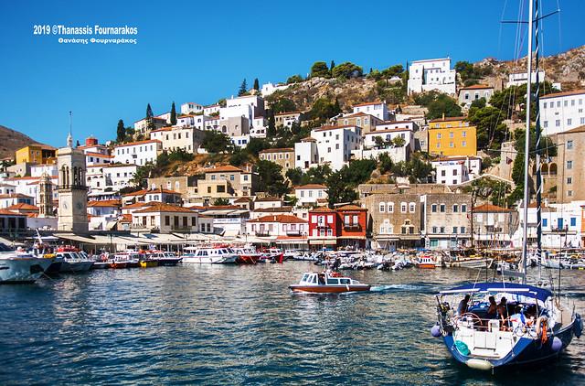 VACATION, GREEK ISLANDS & THE PELOPONNESE, JULY-AUG. 2019 #6235A ΔΙΑΚΟΠΕΣ ΙΟΥΛΙΟΣ-ΑΥΓ. 2019