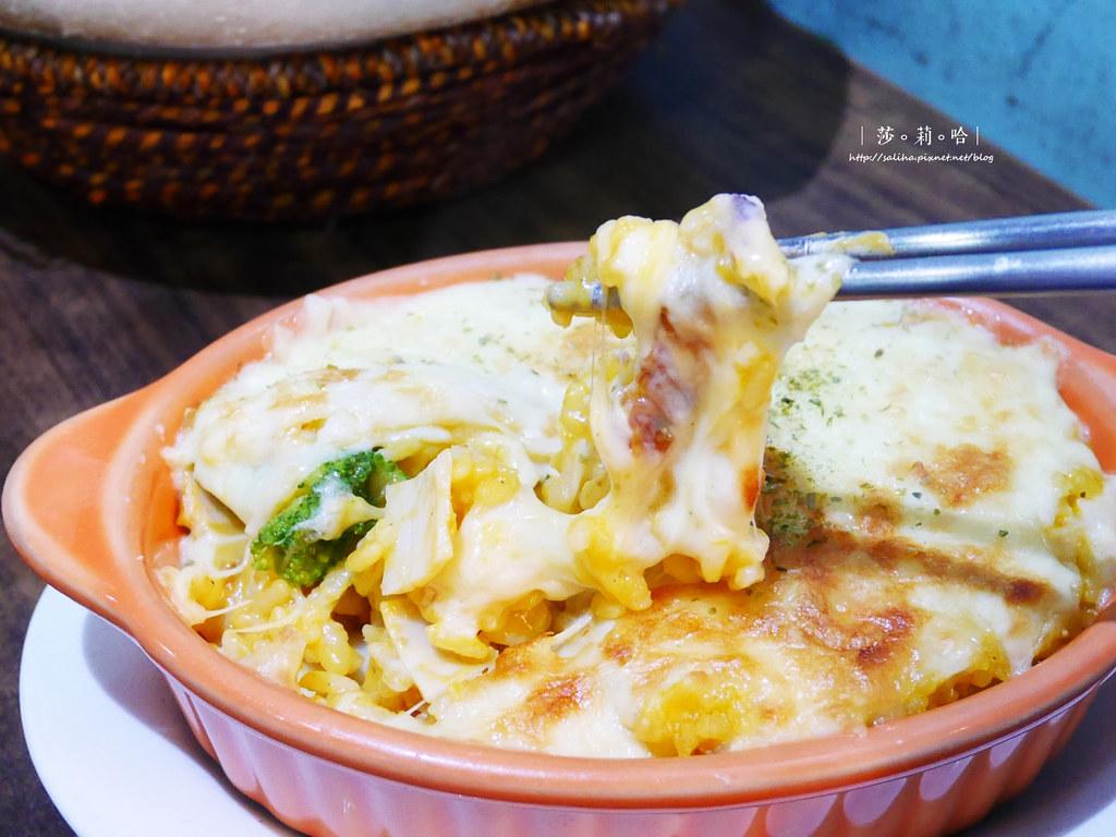 大坪林站附近素食新店蔬食餐廳蔬喜素食臭豆腐小火鍋熱炒簡餐 (5)