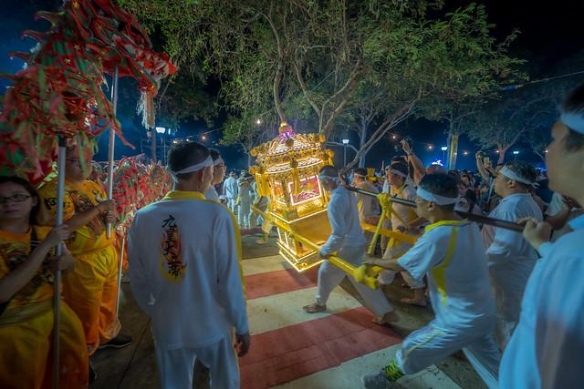 9th Emperor God Festival