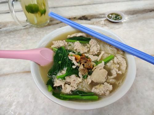 Penang Pork Meat Noodles