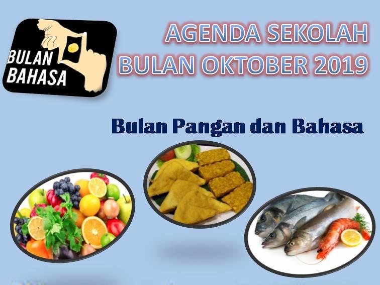 Agenda Bulan Oktober 2019