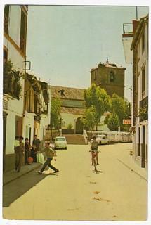 Navalcán (Toledo) : Iglesia Ntra. Sra. del Monte