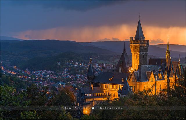 Wernigerode Castle - Germany