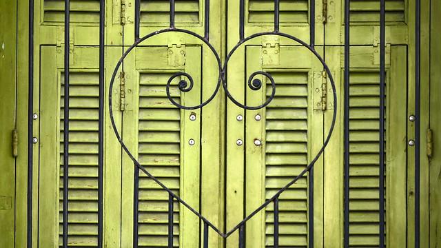 Heart in Nice, France 5/3 2014.