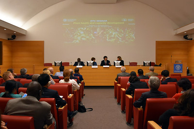 IPPC Seminar on Plant Health and Capacity Development