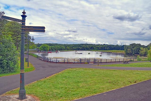 Dartmouth Park, West Bromwich