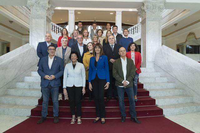 Presentación de los candidatos a las elecciones #10N