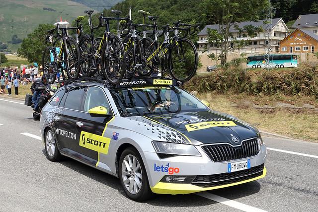 Tour de France 2019 - Mitchelton Scott