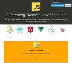 JS Remotely