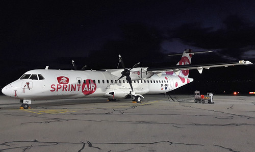 ATR 72-200 SP-SPE Sprint Air