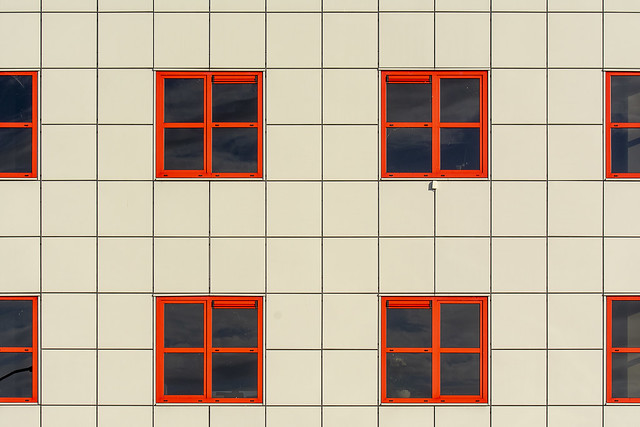 Eight windows