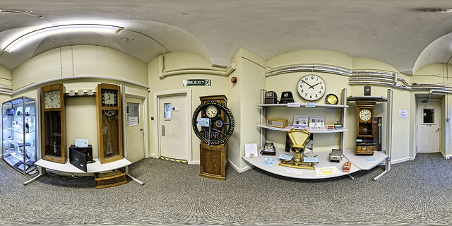 IBM Museum - Origins: clocks and time recorders