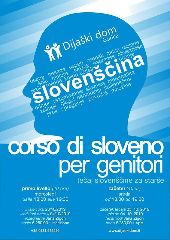 Tečaj slovenščine