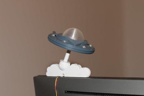 neuere Version des UFOs