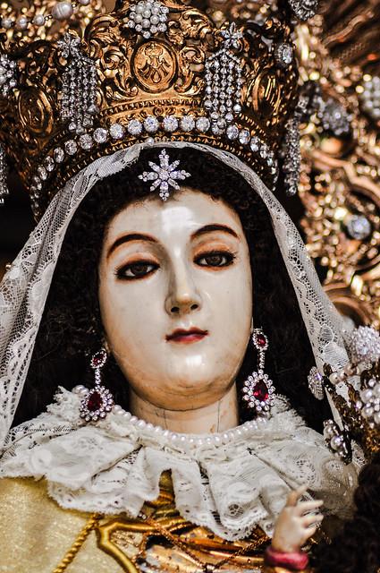 Nuestra Señora del Santisimo Rosario de UST