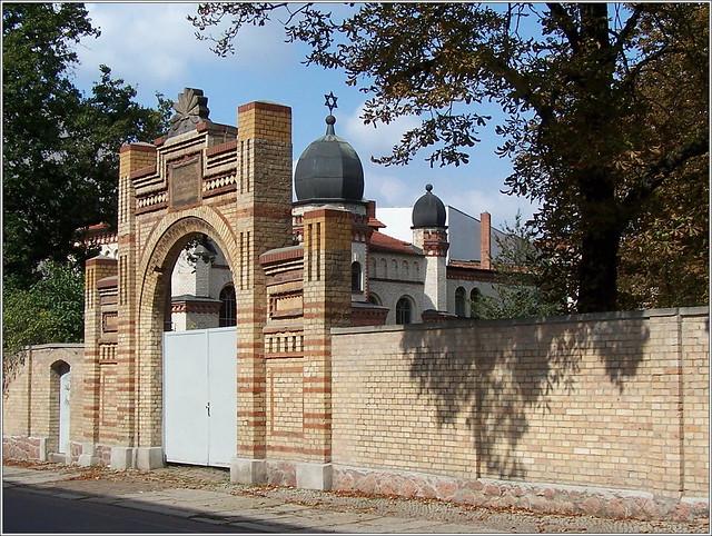 Synagoge von Halle(Saale)