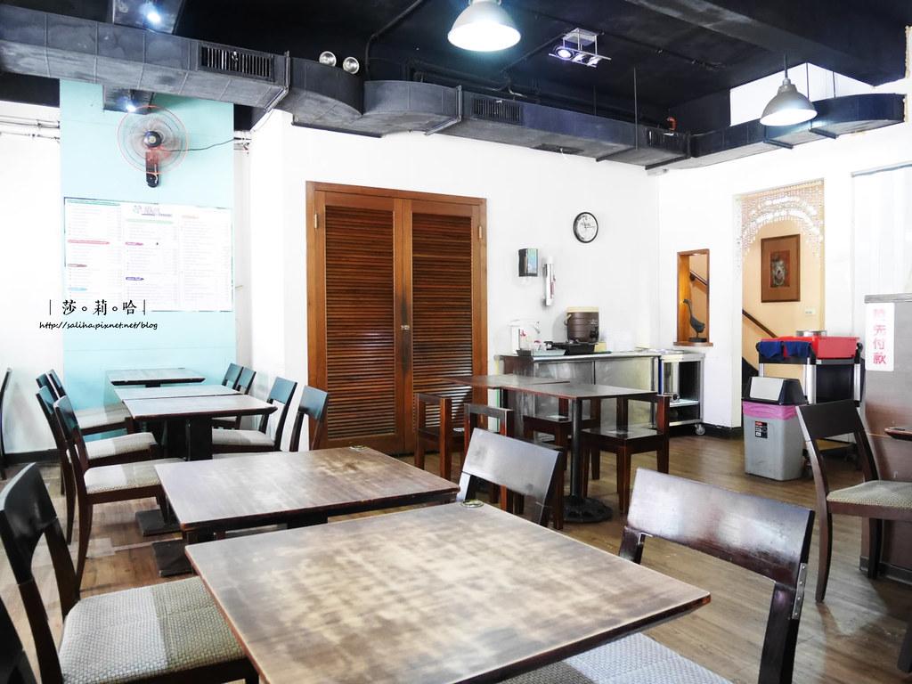 捷運大坪林站新店蔬食餐廳蔬喜素食韓國義大利麵燉飯 (3)