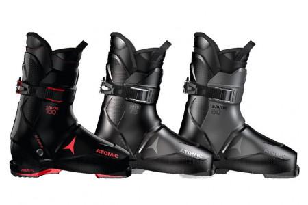 Lyžařské boty se zadním nástupem jsou zpět!