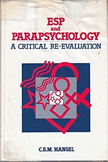 ESP and Parapsychology : A critical re-evaluation - Hansel C.E.M.