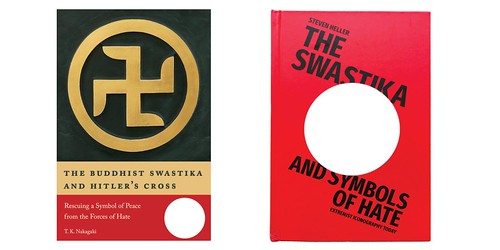 "Steve Heller and Rev Dr. T.K Nakagaki, ""The Swastika & Symbols of Hate"""