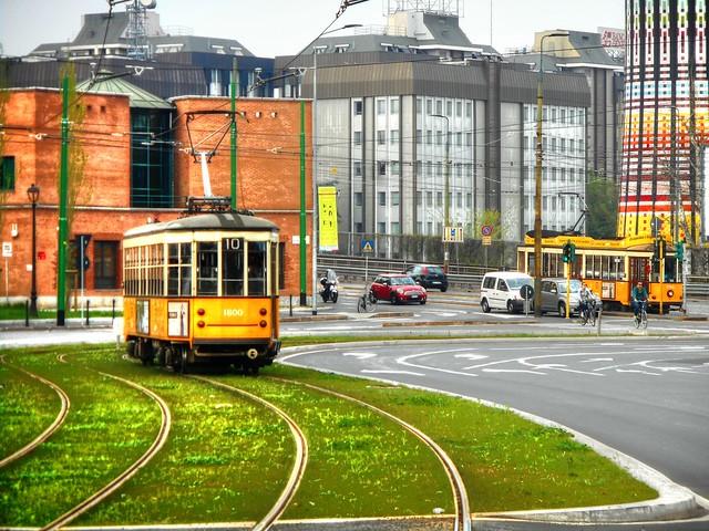 Tram 10 - Milano