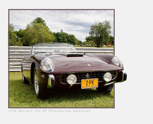 1958 Ferrari 250 GT Pininfarina
