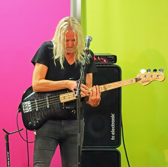 Nick Beggs show (3)