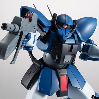 薩克家族的正統繼承人登場!ROBOT魂《機動戰士鋼彈 MS-X》MS-11 迅捷薩克(アクト・ザク) ver. A.N.I.M.E.