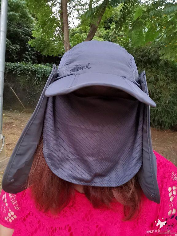 Juniper防曬帽15
