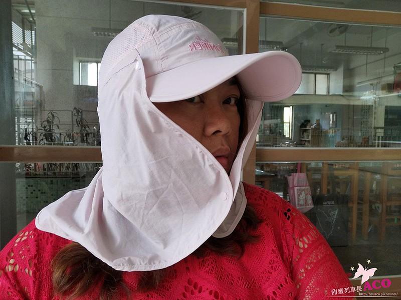 抗UV帽23