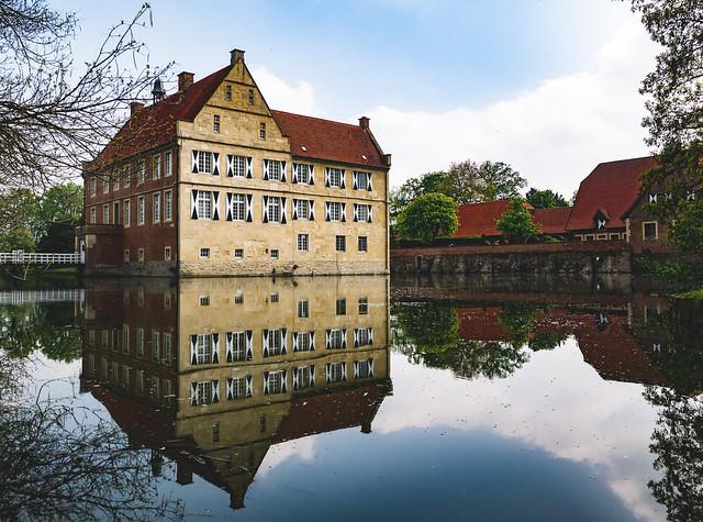 Home of Annette von Droste-Hülshoff