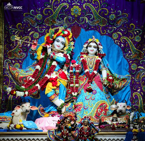 ISKCON Pune NVCC Deity Darshan 09 Oct 2019