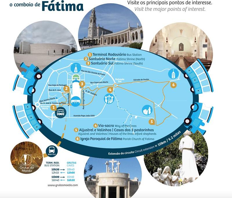 O que fazer em Fátima - Portugal
