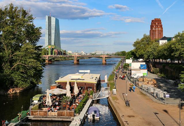 Frankfurt am Main - Yachtklub