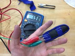 finger parts test