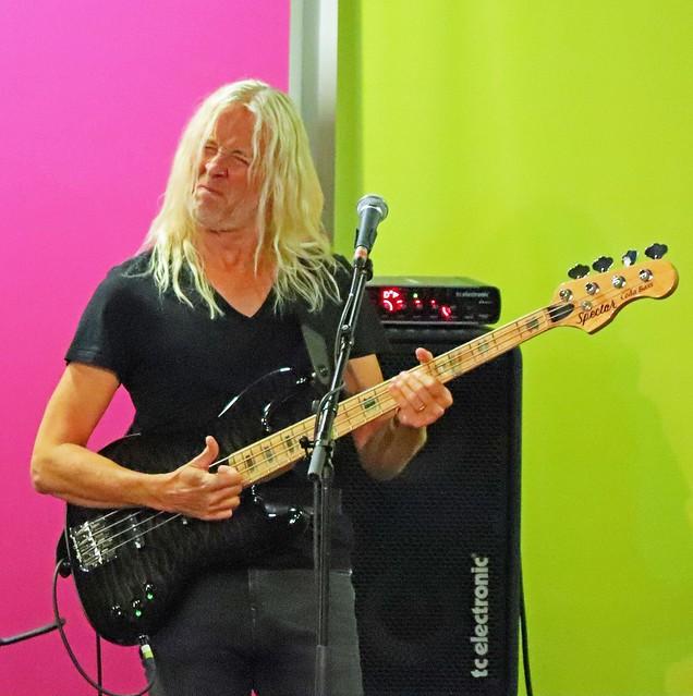 Nick Beggs show (2)