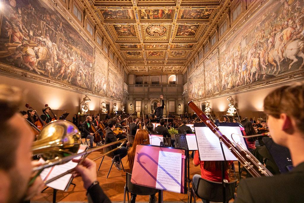 Orchestra Erasmus - Inaugurazione Didacta 2019