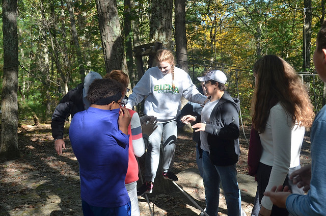 Low Ropes Course 2