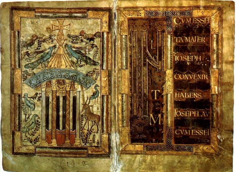 12 Евангелие Годескалька