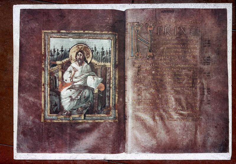 15 Коронационное Евангелие Карла