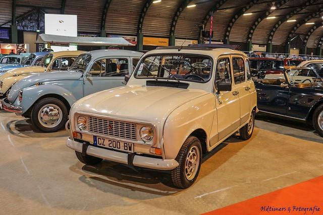 1986 Renault 4 GTL
