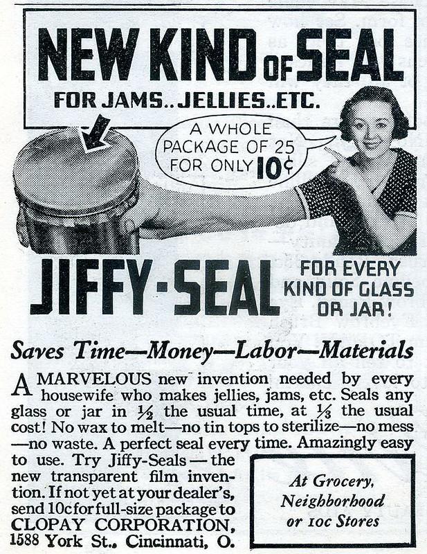Jiffy-Seal 1936