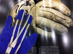 first gloves test