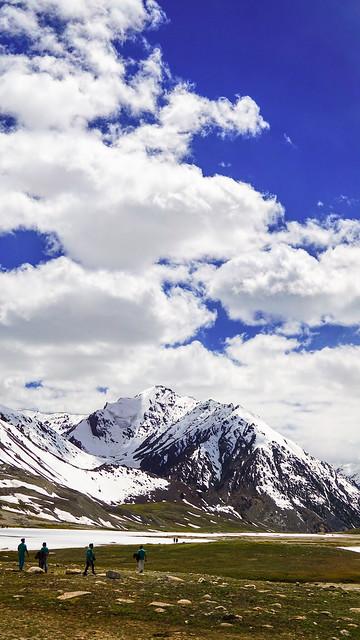 Khunjerab Pass, Pakistan-China Border