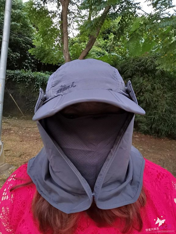 Juniper防曬帽12