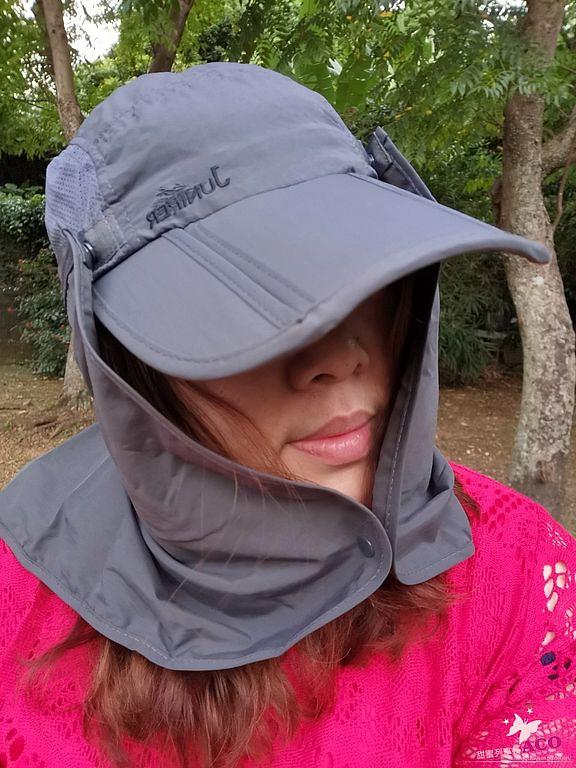 Juniper防曬帽11