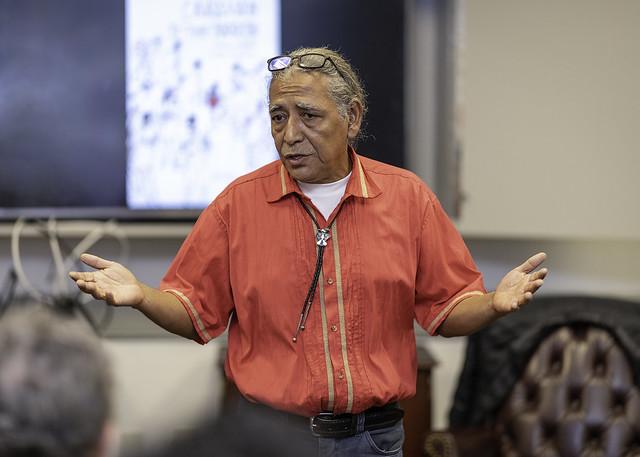 Jorge Argueta Author Talk